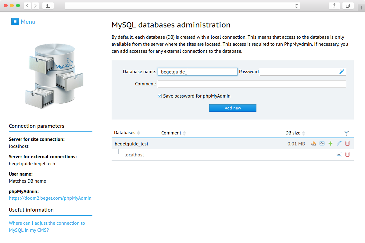 Mysql database administration ccuart Image collections